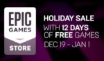 Epic Games Store: 12 δωρεάν τίτλοι (19 Δεκεμβρίου – 1 Ιανουαρίου)