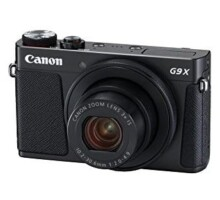 Φωτογραφική μηχανή Canon PowerShot G9 X Mark II 251.49€ – Amazon ES
