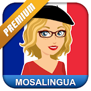 Learn French with MosaLingua (Premium Edition)