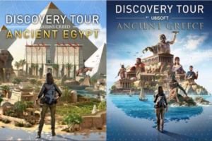 Ubisoft – Assassin's Creed Ancient Greece and Ancient Egypt discovery tours