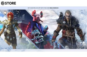 Extra -21% σε video games (PC) @ Ubisoft Store