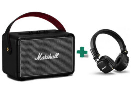 Ηχείο Marshall Kilburn II Bluetooth + Ακουστικά Major III BT 199€ – Public