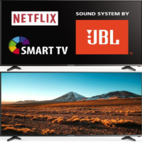TV LED55″ 4K BLA-55/405V-GB-11B4-UEGBQUX-EU, 325.89 € από Lifestore
