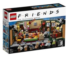 Lego Friends: Central Perk (21319) με 63€ στο γαλλικό Amazon