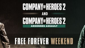 Company of heroes 2 + COH2 Ardennes Assault free from stream