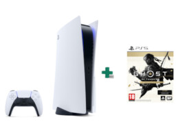Sony PlayStation 5 + video game 569€