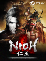 Nioh: The Complete Edition + Sheltered – Epic Games – ΔΩΡΕΑΝ